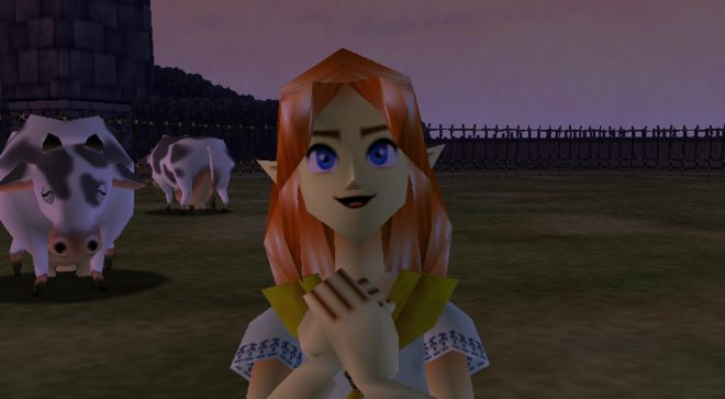 Malon best Ocarina of Timefu